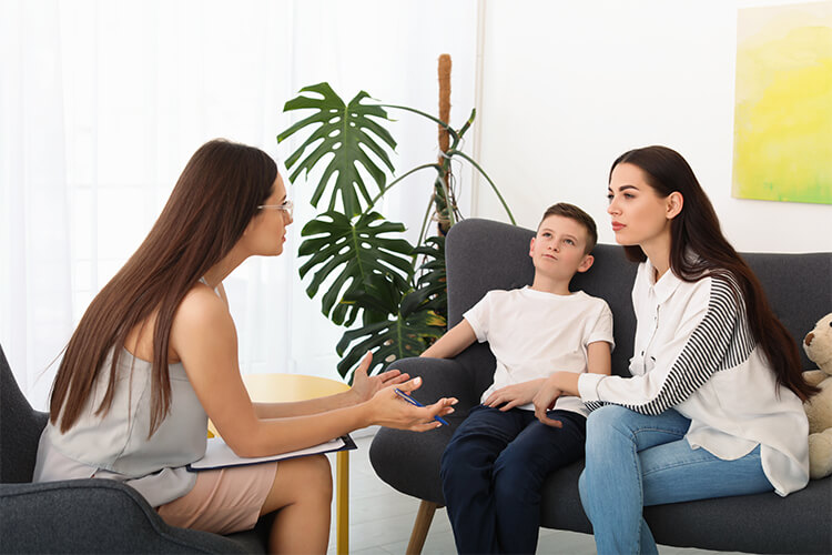 Psychosis with Parents