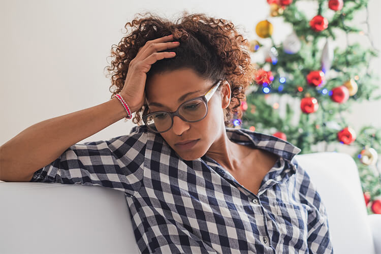 Stress during the holidays
