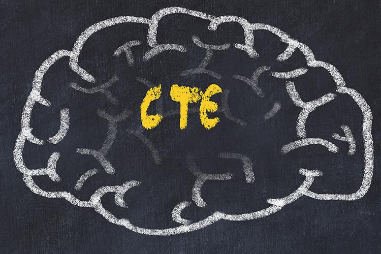 CTE on Brain