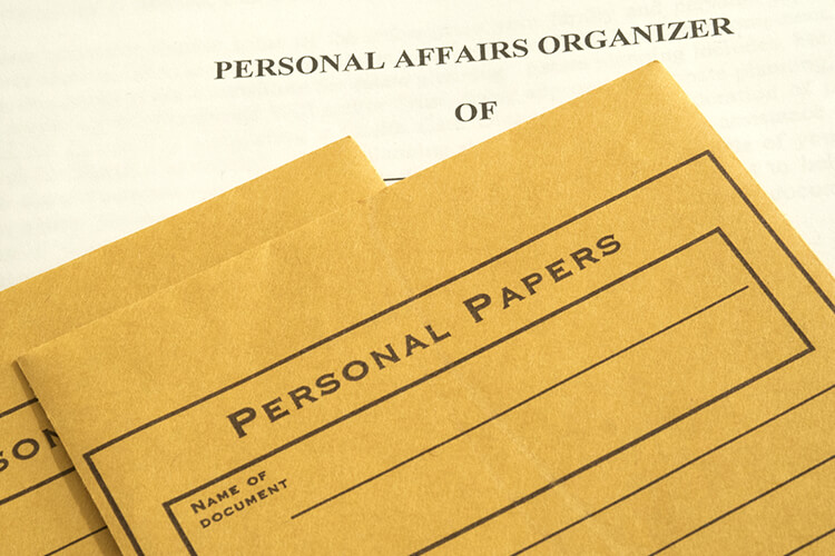 Personal Papers